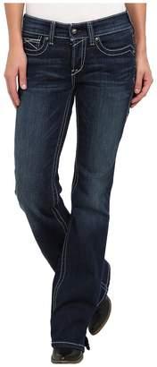 Ariat R.E.A.L.tm Riding Jean Whipstitch in Ocean Women's Jeans