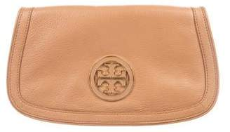 Tory Burch Leather Amanda Clutch