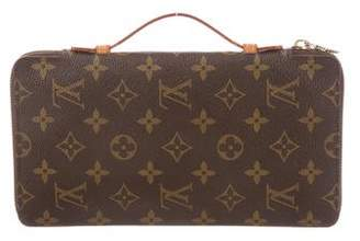 Louis Vuitton Monogram Organizer De Voyage Travel Wallet