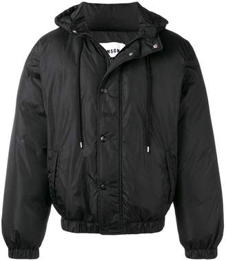 MSGM puffer jacket