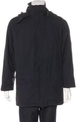 Prada Sport Hooded Gore-Tex Jacket