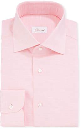 Men's Cotton/Linen Dress Shirt