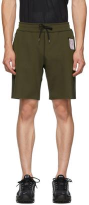 Satisfy Green Spacer Shorts
