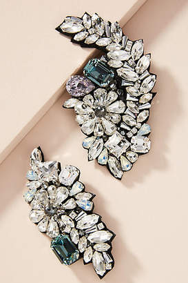 Madiso Floral Clusters Brooch Set