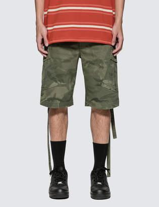 MHI Camo MA65 Cargo Shorts