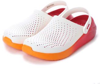 Crocs (クロックス) - クロックス crocs ユニセックス クロッグサンダル LiteRide Graphic Clog 205070127