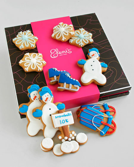 Eleni's® New York Snowball Cookies Gift Box