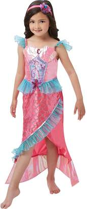 Very Deluxe Mermaid Princess - Childs Costume