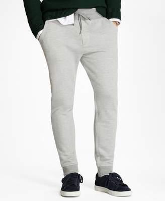 Brooks Brothers Herringbone Jacquard Sweatpants