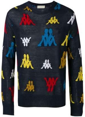 Paura Kappa knit sweater