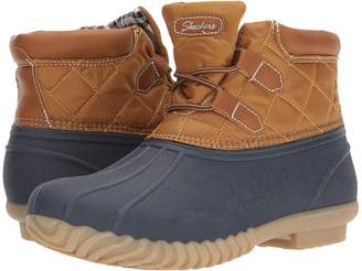 Skechers Hampshire Women's Lace-up Boots