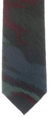 Gucci Textured GG Silk Tie