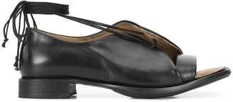 Yohji Yamamoto open toe sandals