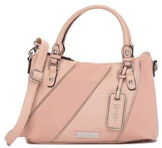 Jessica Simpson Mason Small Zip Top Satchel