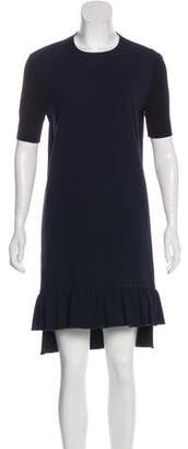 Marni Short Sleeve Knee-Length Dress