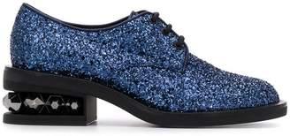Nicholas Kirkwood Suzi Derby shoes