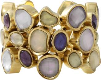 VAUBEL Stone Fill Pebble Bracelet