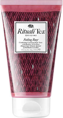 Origins RitualiTea Feeling Rosy Comforting Cleansing Body Mask