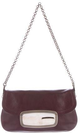 pradaPrada Vitello Flap Bag