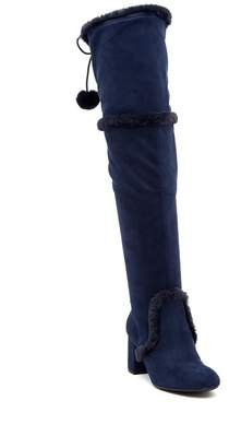 Charles by Charles David Odom Over the Knee Boot