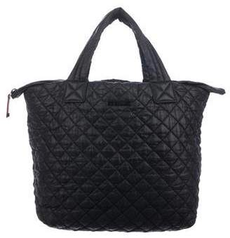 MZ Wallace Quilted Nylon Tote