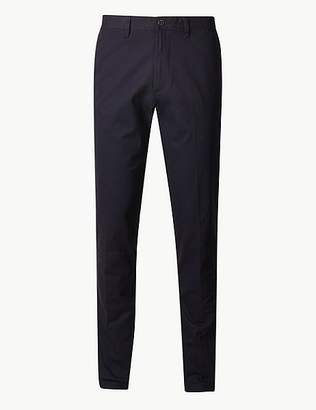 Marks and Spencer Tapered Fit Pure Cotton Chinos