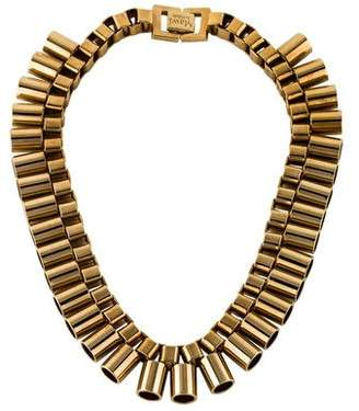 Mawi Sunray Tube Necklace