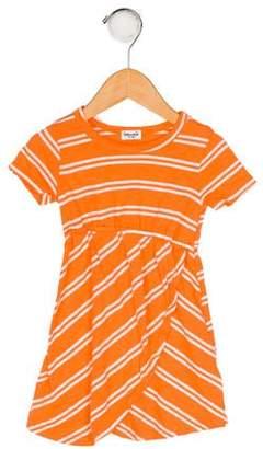 Splendid Girls' Striped A-Line Dress