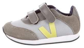 Veja Low- Top Canvas Sneakers