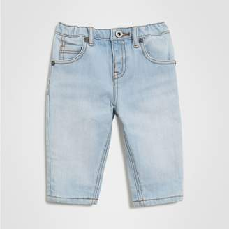 Burberry Relaxed Fit Stretch Jeans