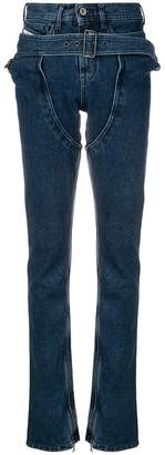 Diesel Red Tag high waisted jeans
