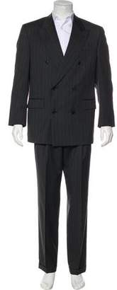 Missoni Wool Double-Breasted Suit
