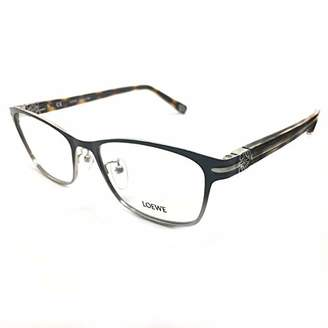 Loewe Unisex Adults' VLW928G530I35 Optical Frames, (Shiny Transparente Brown)