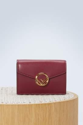 Fendi Tri-fold wallet
