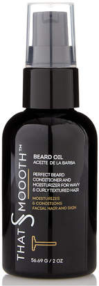 That Smoooth Premium Natural Beard Oil from the Workshop at Macy