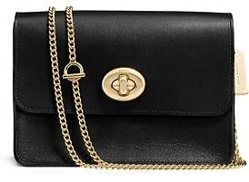 Coach Bowery Crossbody In Refined Calf Leather