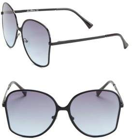Sam Edelman 62MM Square Sunglasses
