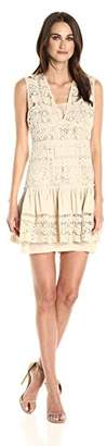 Tracy Reese Women's Tiered Mini