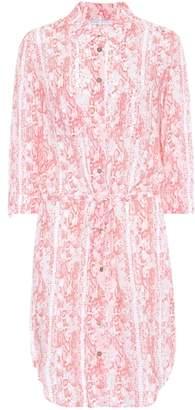 Heidi Klein Montserrat printed shirt dress
