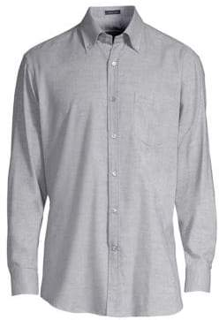 Paul & Shark Cotton& Wool Sport Shirt