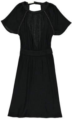 Sessun Sale - Park Paisley Back Low Cut Dress