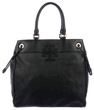 Tory Burch New Stacked T Logo Tote