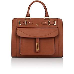 "Fontana Milano 1915 Women's ""A Bag"" Small Satchel - Rust"