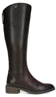 Franco Sarto Core Becky Leather Tall Boots