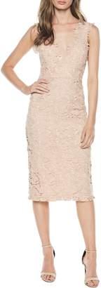 Bardot Valeria Sleeveless Sheath Dress