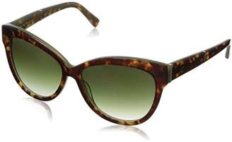 Elie Tahari Women's EL118 Cateye Sunglasses