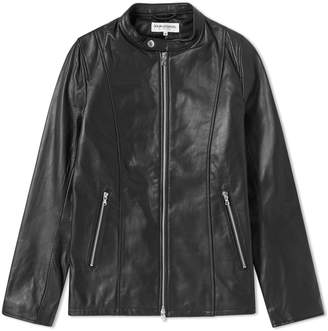 Vanquish Leather Riders Jacket