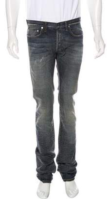 Christian Dior Five-Pocket Slim Jeans