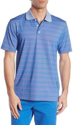 Brooks Brothers Short Sleeve Stripe Polo