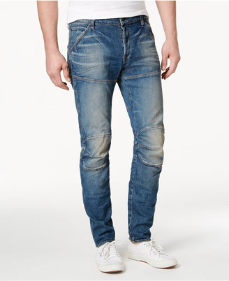 G-Star RAW 5620 3D Super Slim-Fit Jeans $190 thestylecure.com